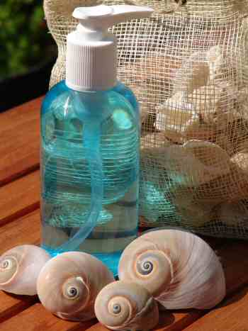 Make liquid hand soap at home