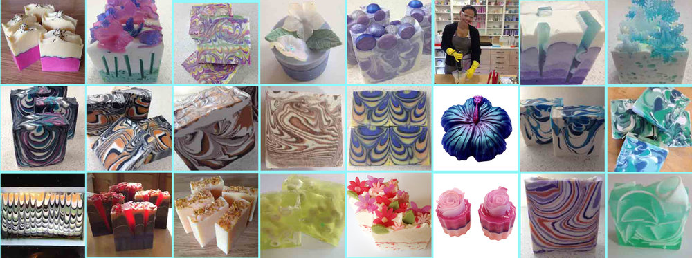 Soap making intensive business course