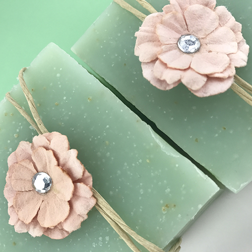 mint cold process soap making.jpg