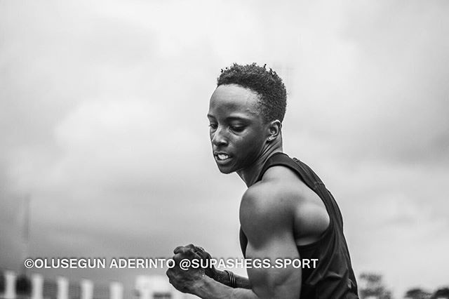 Quitting was never an option. ... #GC2018 📷 @supashegs