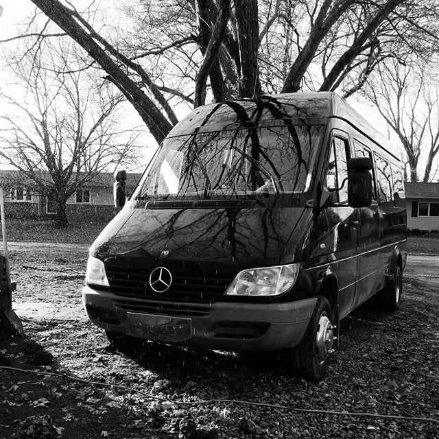 I bought a van and my girlfriend didn't know for weeks  #t1n #dodgecedes #vanlife #vanconversion #sprintervan