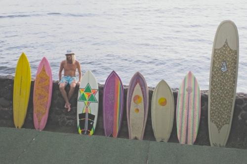 JAW Retro Surfboards