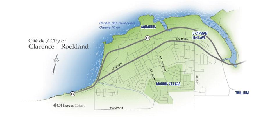 Aller sur le site de Clarence-Rockland