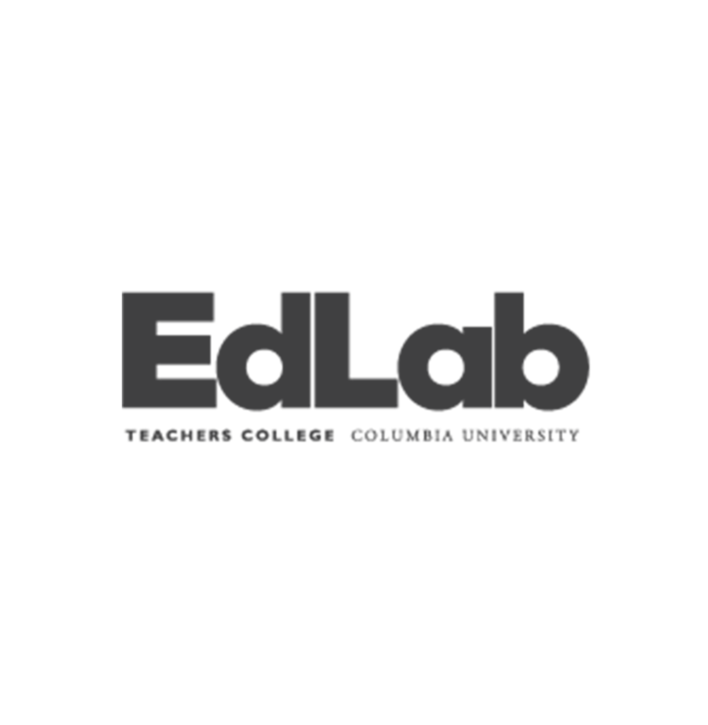 Edlab, Teachers College, Columbia University - 2017 Exhibition Commission