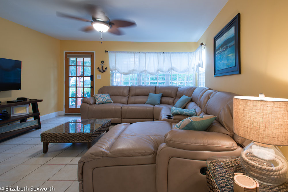 Peach Living Room Sept 15 1