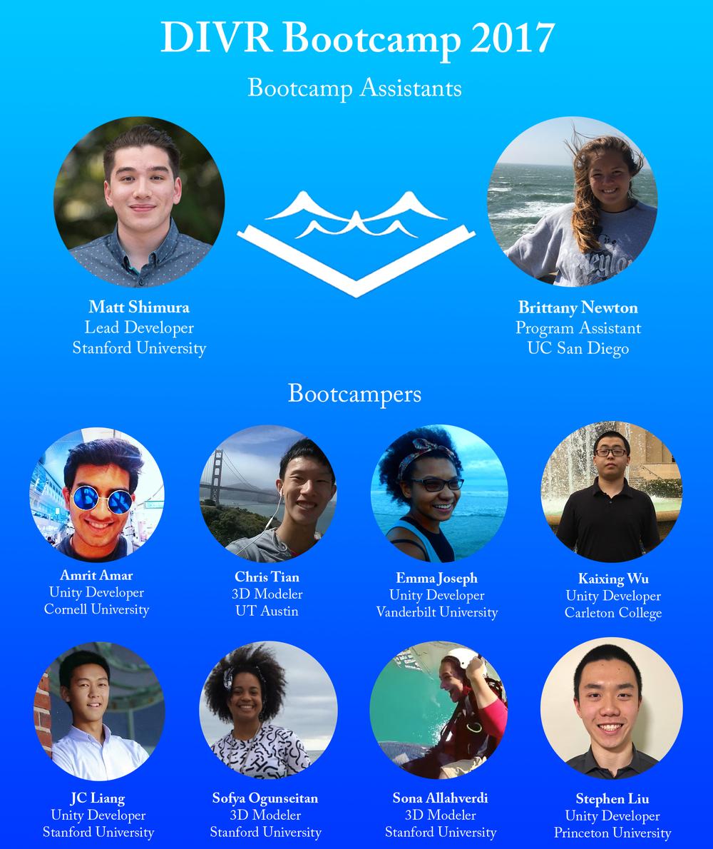 DIVR Bootcamp 2017