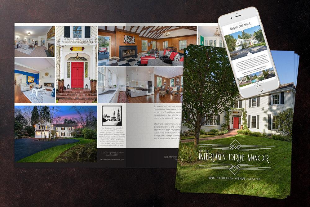 Interlaken Drive Manor  Brochure & Email