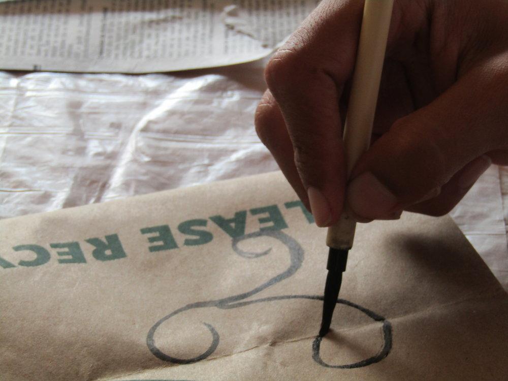 Calligraphy & symbols