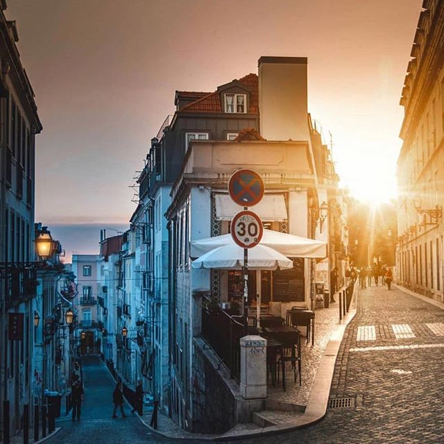Lisbon ! #beautiful #portugal #sun #leedgold #sustainable #farmtotable #nyc #eastvillage  #family #restaurant
