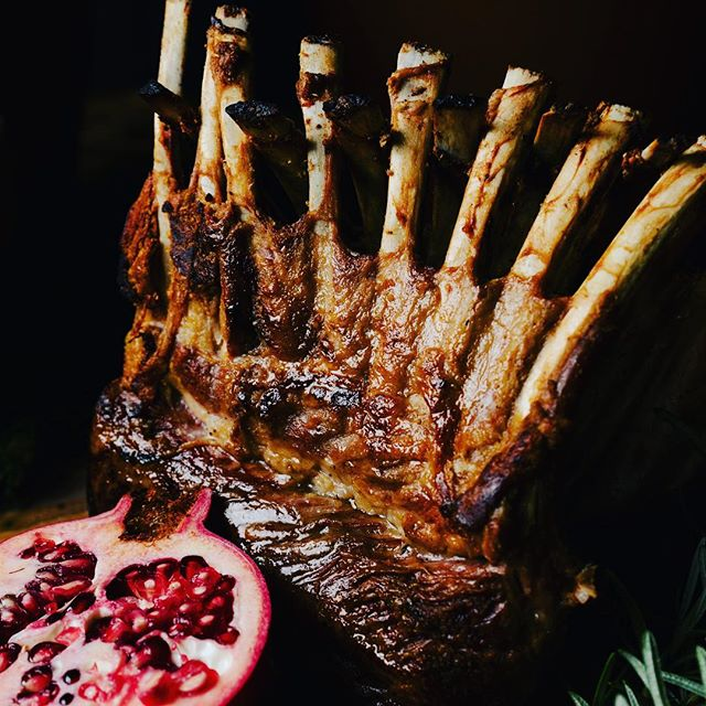 Lamb! Holidays are here! Book your event ! #eastvillage #happy #organic #farmtotable #glutenfreerecipes #leedgold #sustainable #guiness #pubs #nyc #portugal #lamb #holidayseason