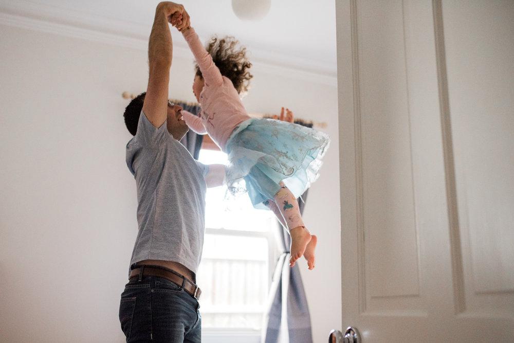 fun family photographer melbourne