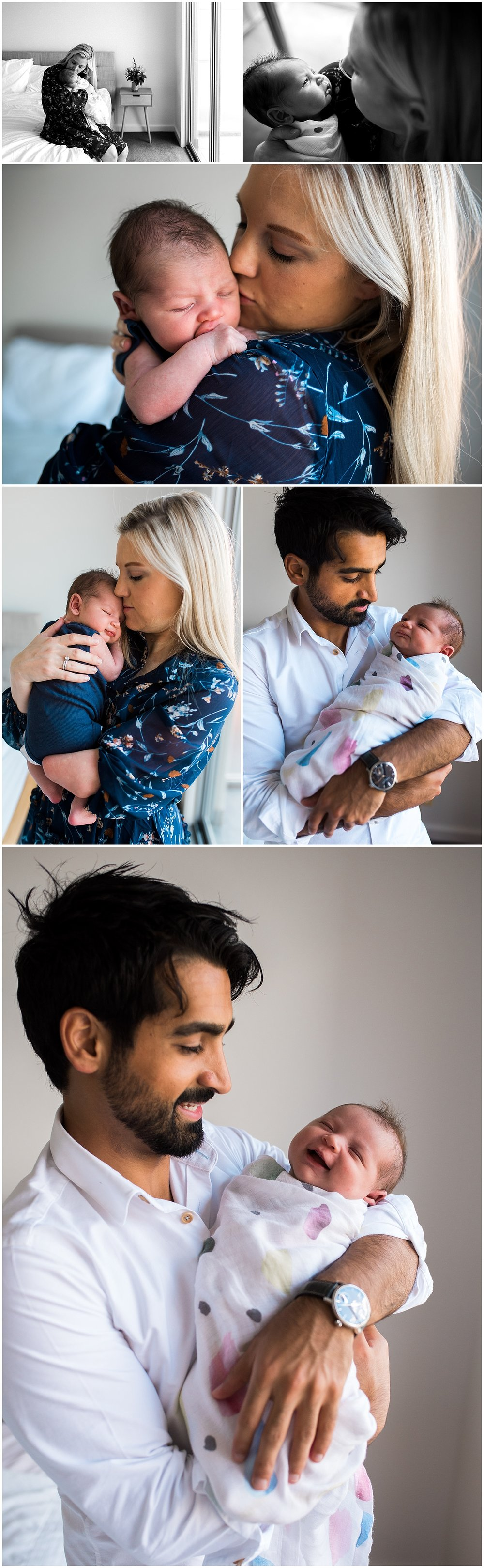 elsternwick newborn lifestyle photographer
