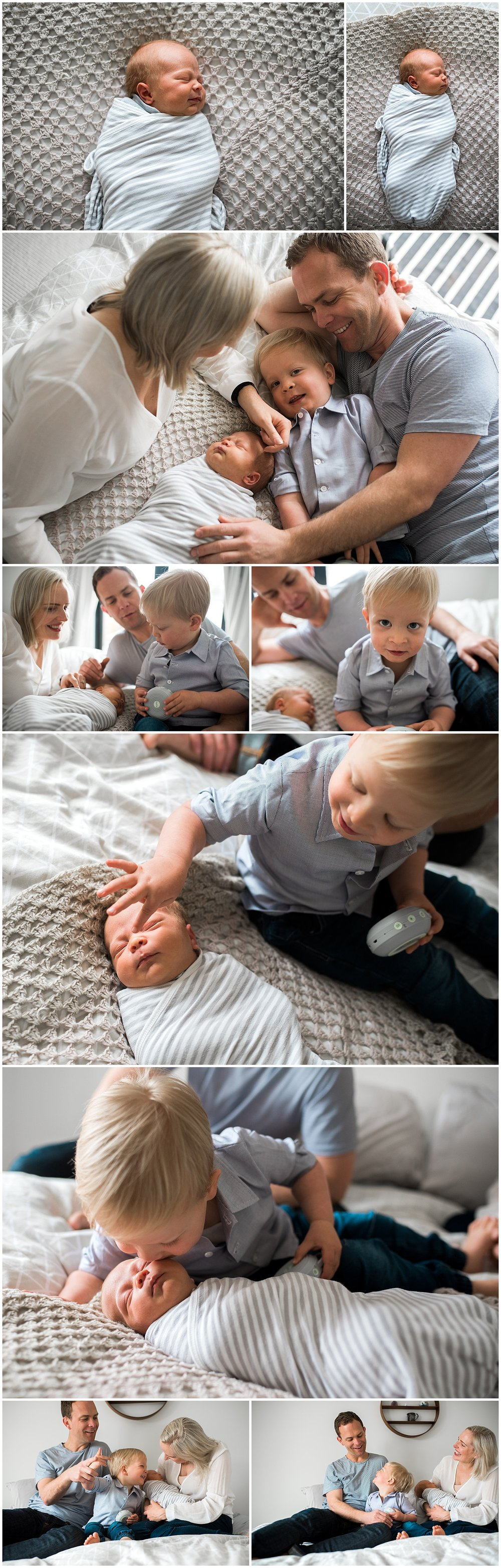 kensington newborn photographer