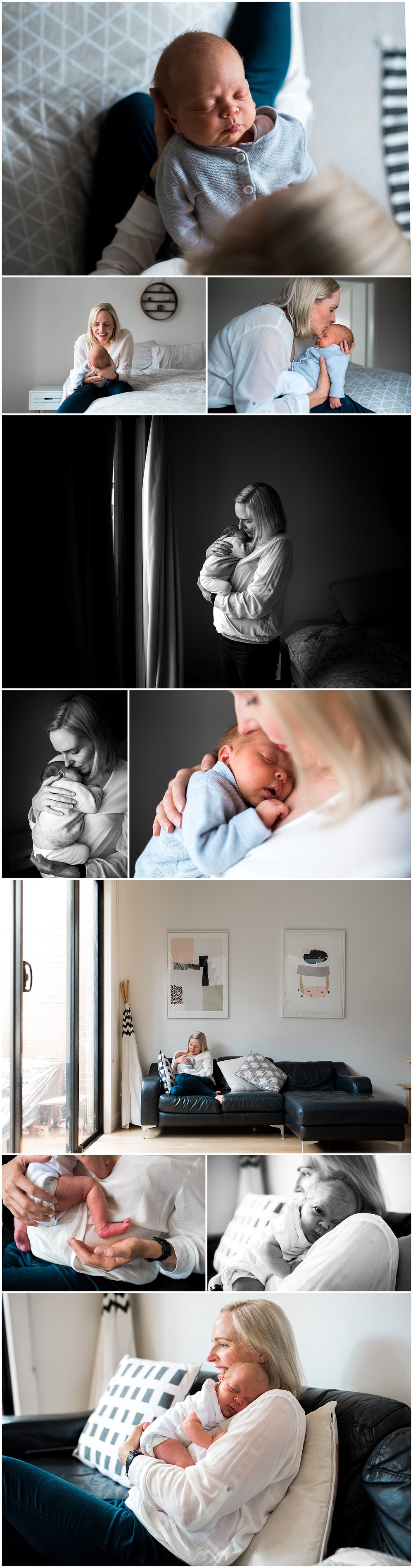 natural newborn photographer
