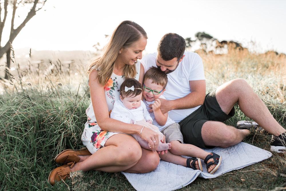 newborn photographer western suburbs of melbourne