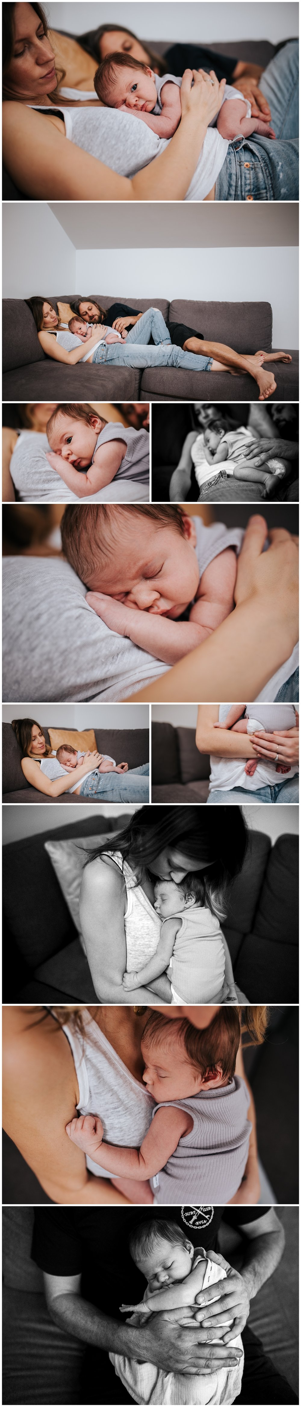 hawthorn newborn lifestyle photographer