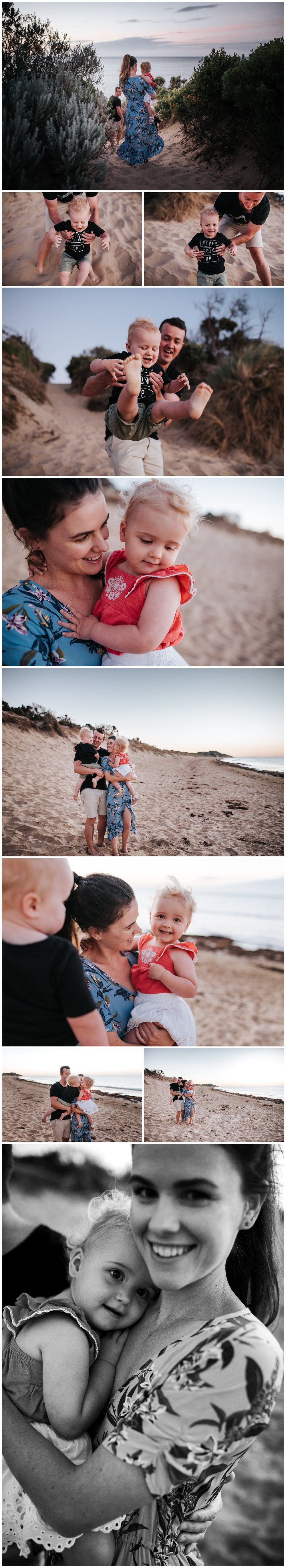 bayside family photographer in melbourne