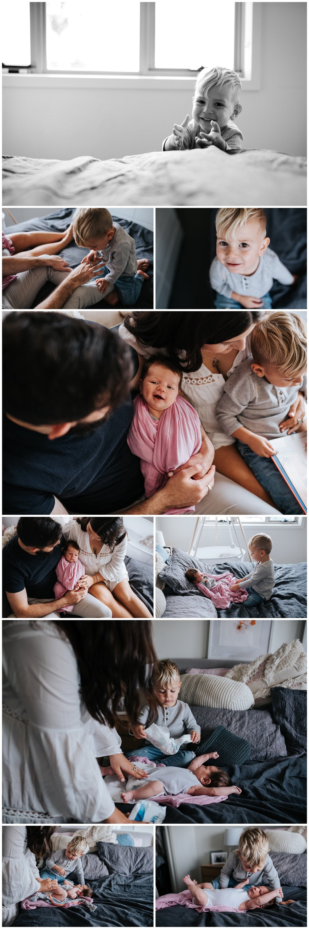 melbourne newborn lifestyle photographer