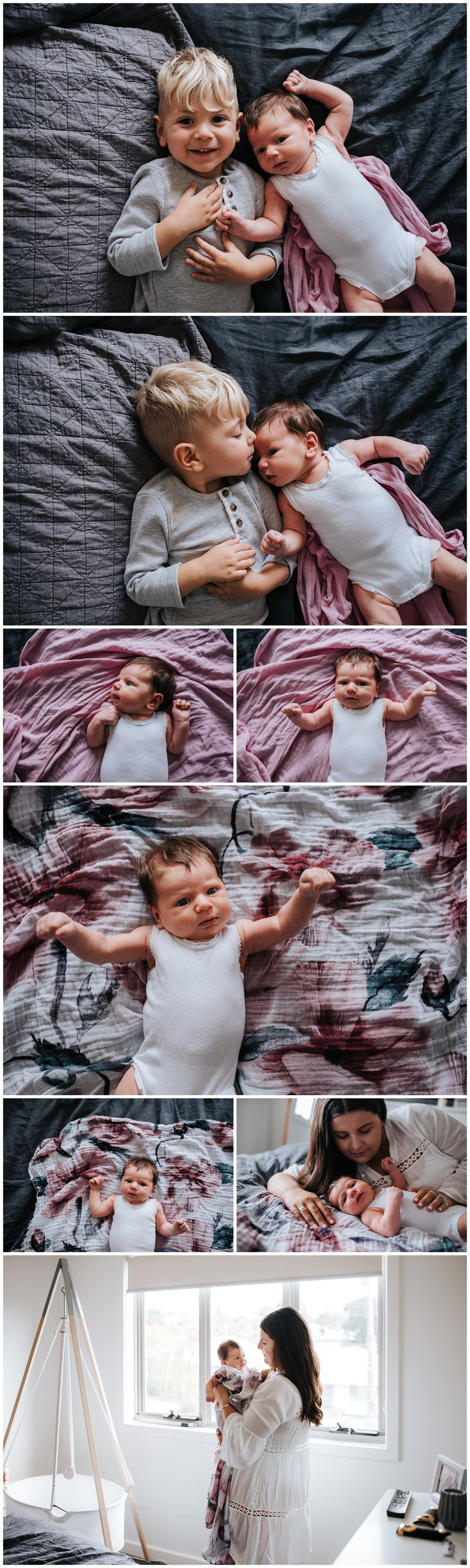 yarraville newborn photographer