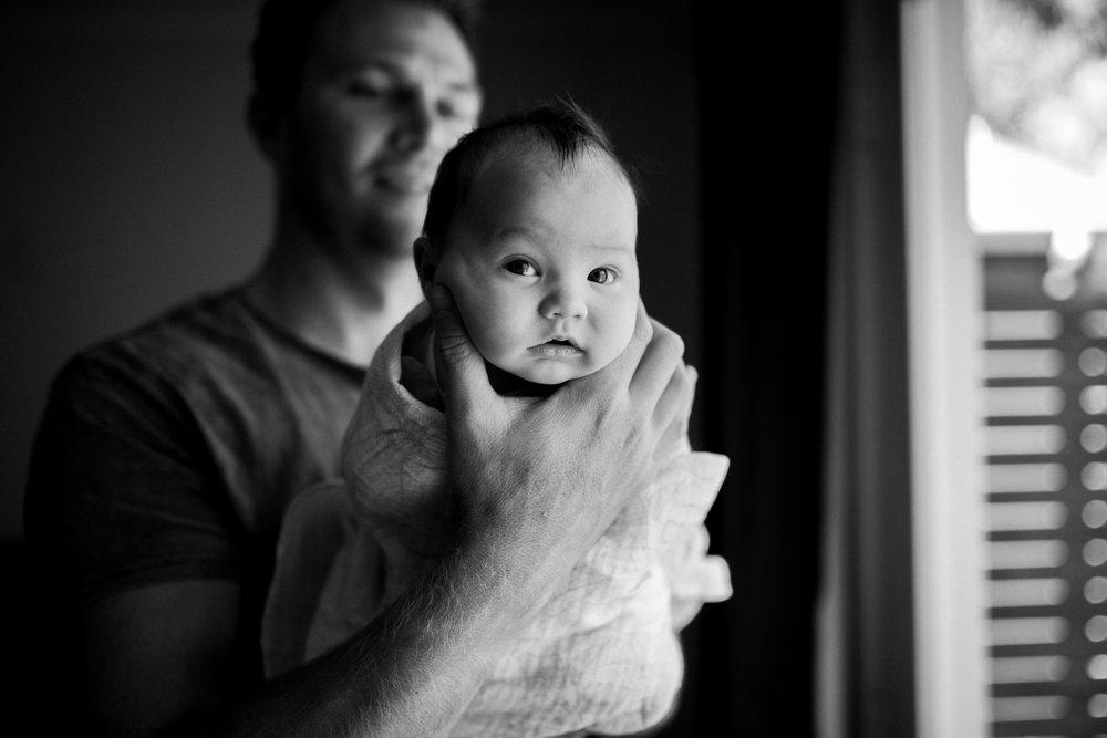 lifestyle newborn photographer west melbourne
