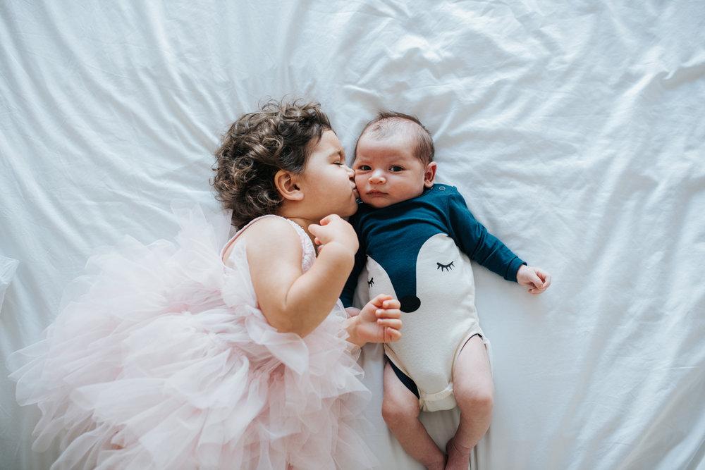 bayside newborn photography