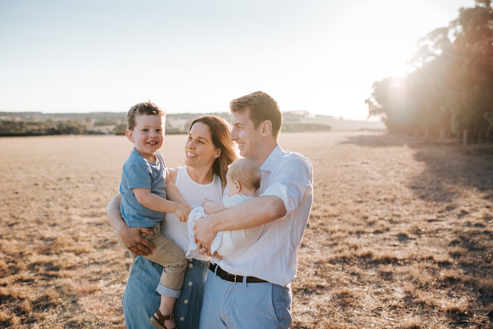 beautiful family photography in melbourne