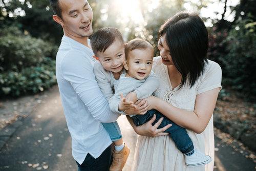 Inner west melbourne family photographer