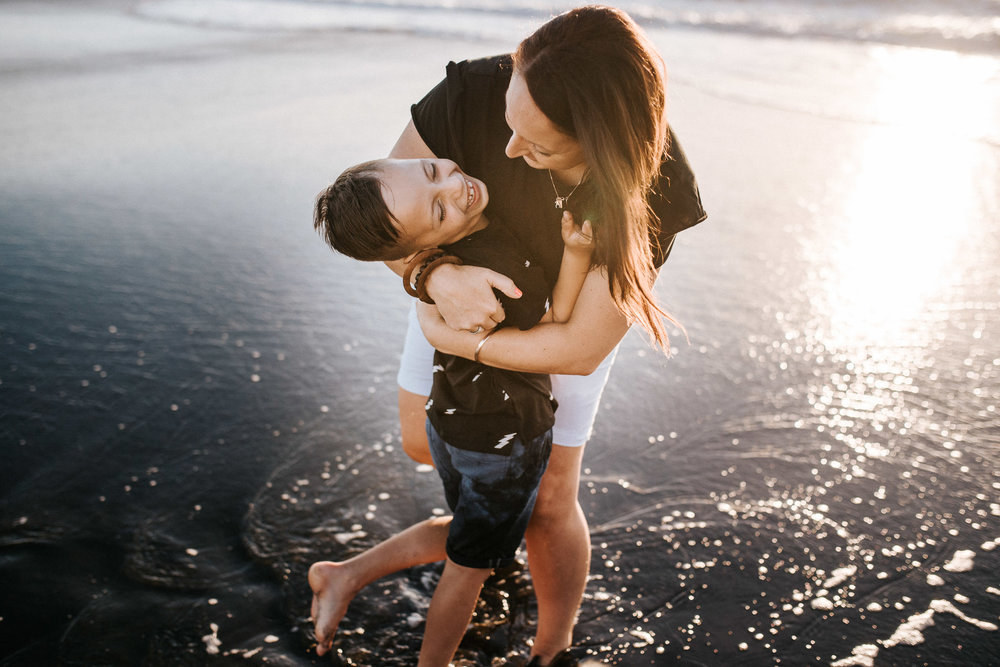 natural and relaxed family photographer based in Melbourne