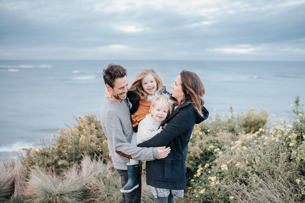 family photo session in melbourne