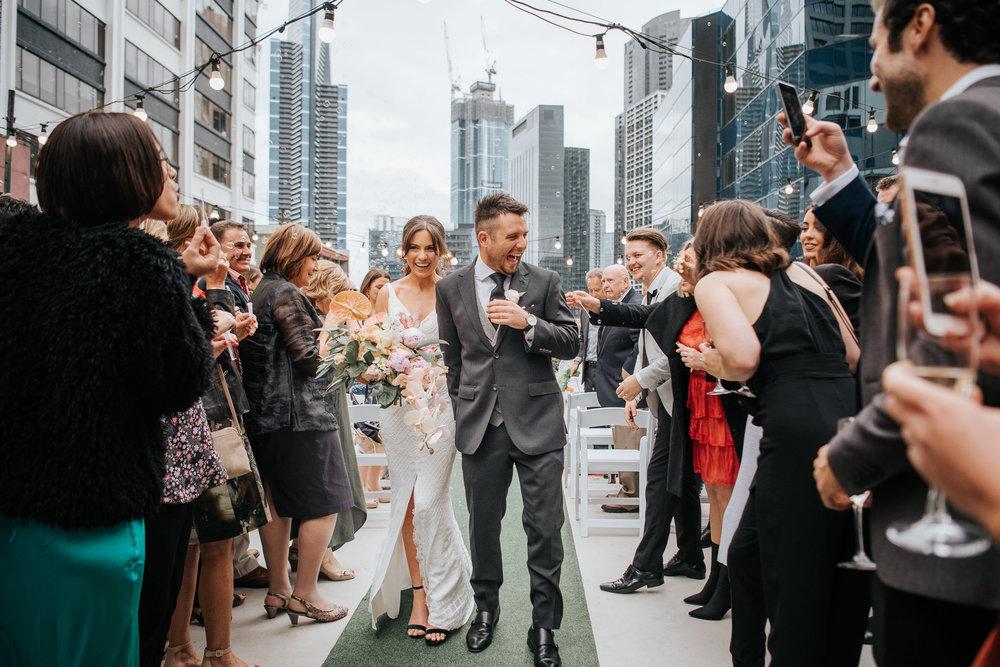 melbourne wedding photographer Tonic House Wedding