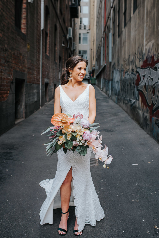 wedding photography inspiration melbourne CBD