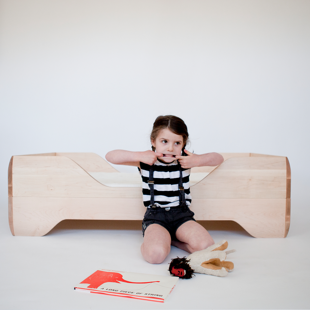 Echo Toddler Bed funny face - 1080 .png