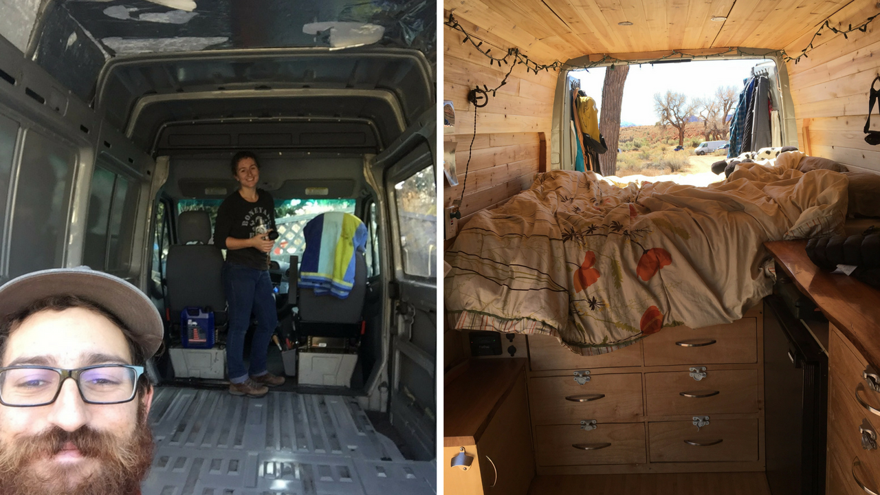 Sprinter Van Conversion - Total Cost — Kaya Lindsay