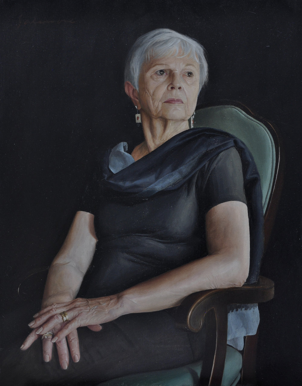 Portrait of Jackie Berge