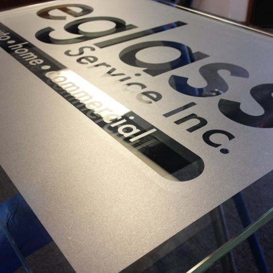 BUSINESS SIGNS - Let us create a unique sign to make your business stand out. Your storefront is incredibly important at driving traffic so let us design, print, and install a new business sign today!