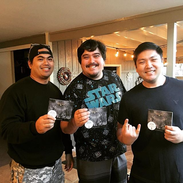 Have you got your copy of Isochronism yet?!! Get yours at Aphesis.net #hawaiianmetal #blackmetal #deathmetal #friends #supportlocalmusic #808allday #mililani #represent #aphesismetal #aphesis #bangyourhead #thecrew