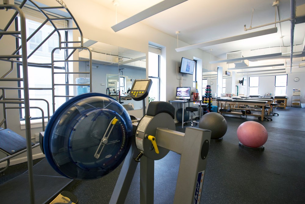 A Premier PT Center   In the heart of Jersey City    Contact Us