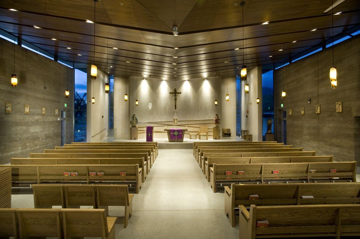 St Bartholomew, Valley Center - Interior !!© Harrison Photographic