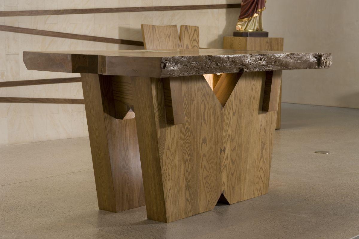 Wooden Altars