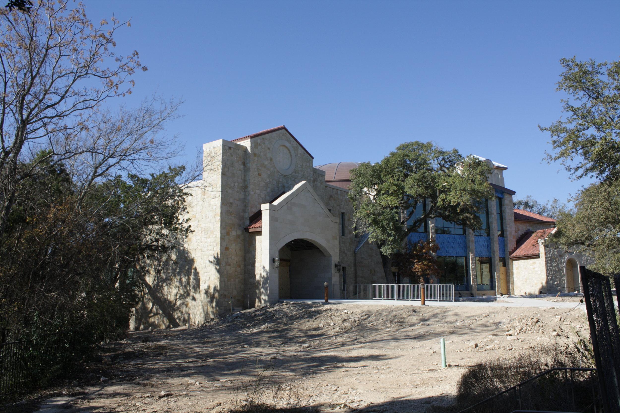 St John Neumann, Austin