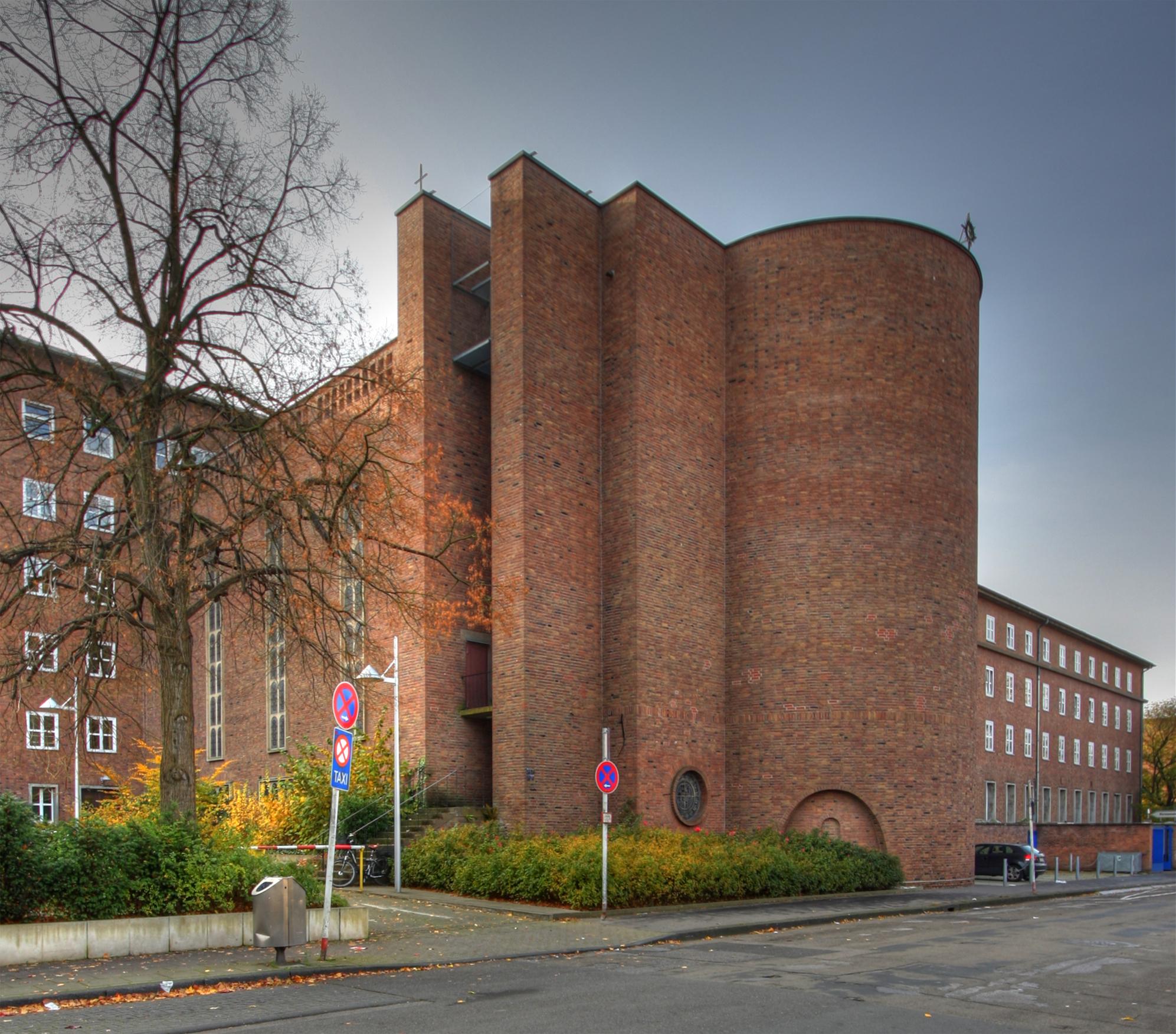 St. Elisabeth Hohenlind Krankenhauskirche 2009