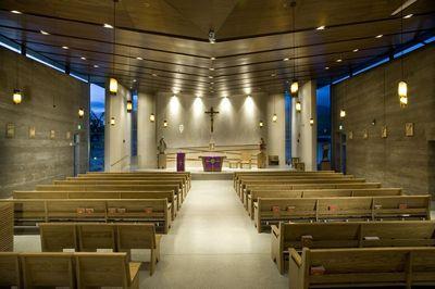 St Bartholomew, Valley Center - Interior
