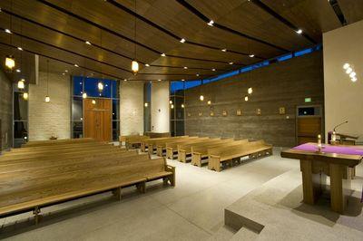 St Bartholomew, Valley Center - Interior 2 !!© Harrison Photographic