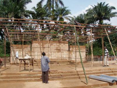 Nigeria mass - building