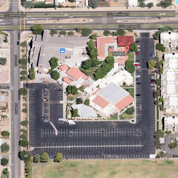 St Joan of Arc, Phoenix - Google Maps