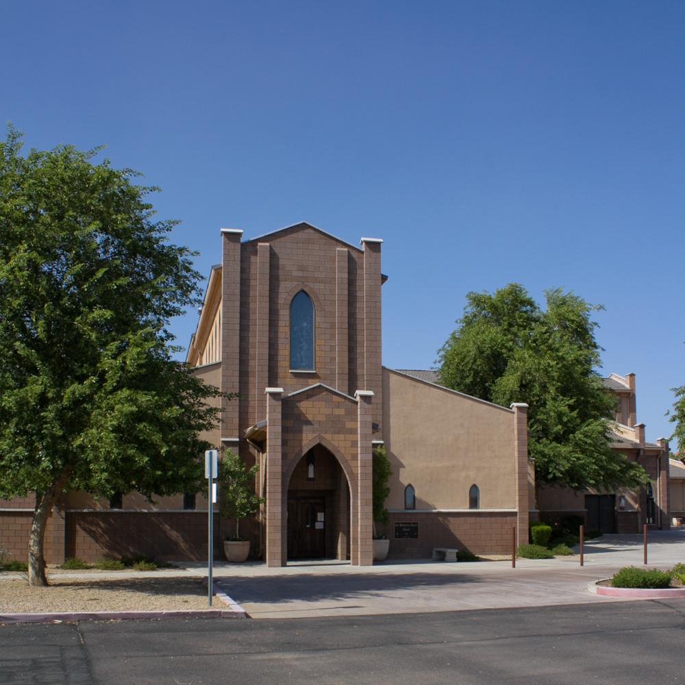 St Joan of Arc, Phoenix - photo by jjph