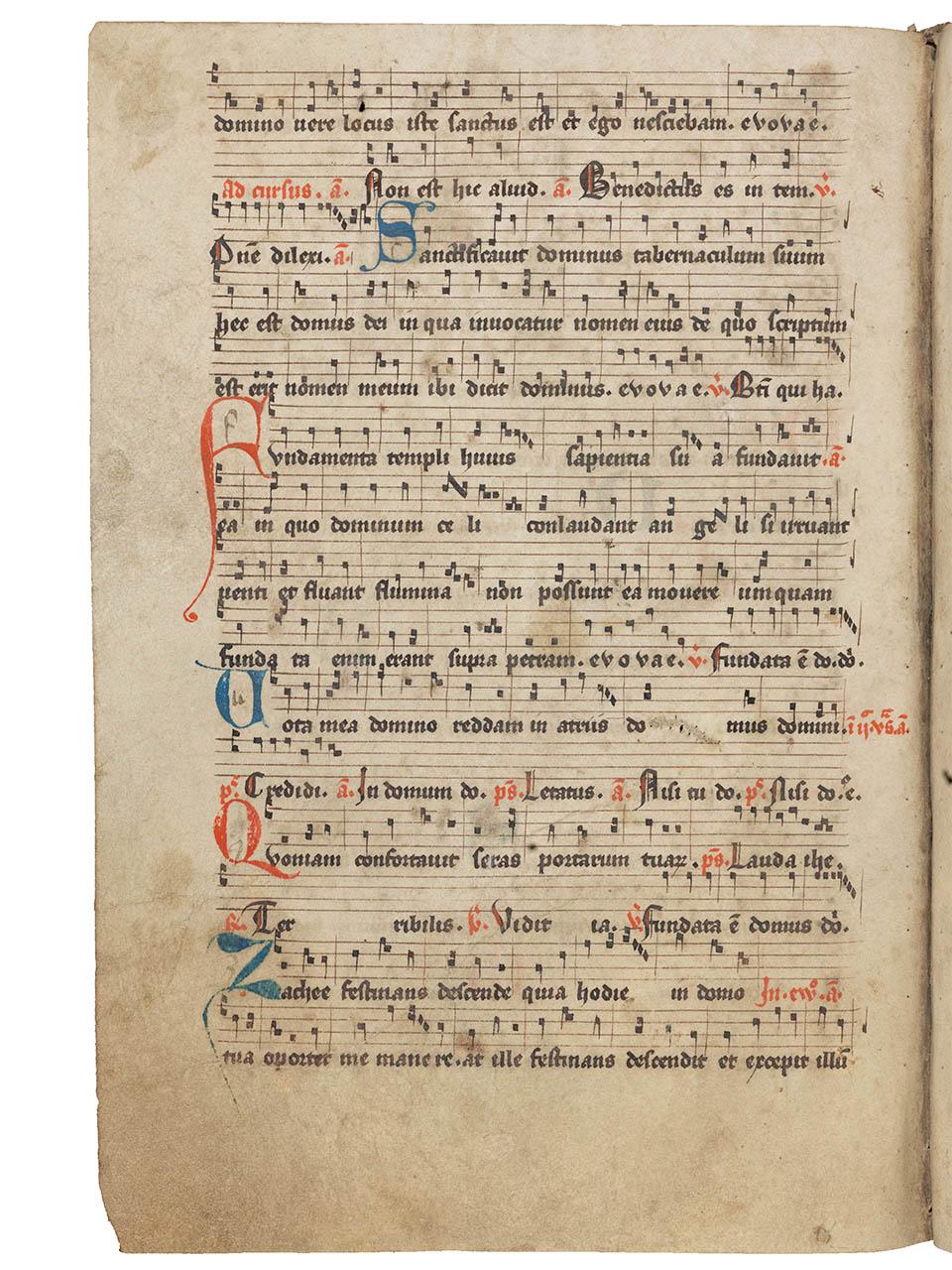 Einsiedeln, Kloster Einsiedeln - Musikbibliothek, 611