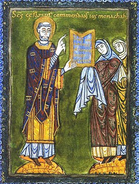 St Caesarius of Arles