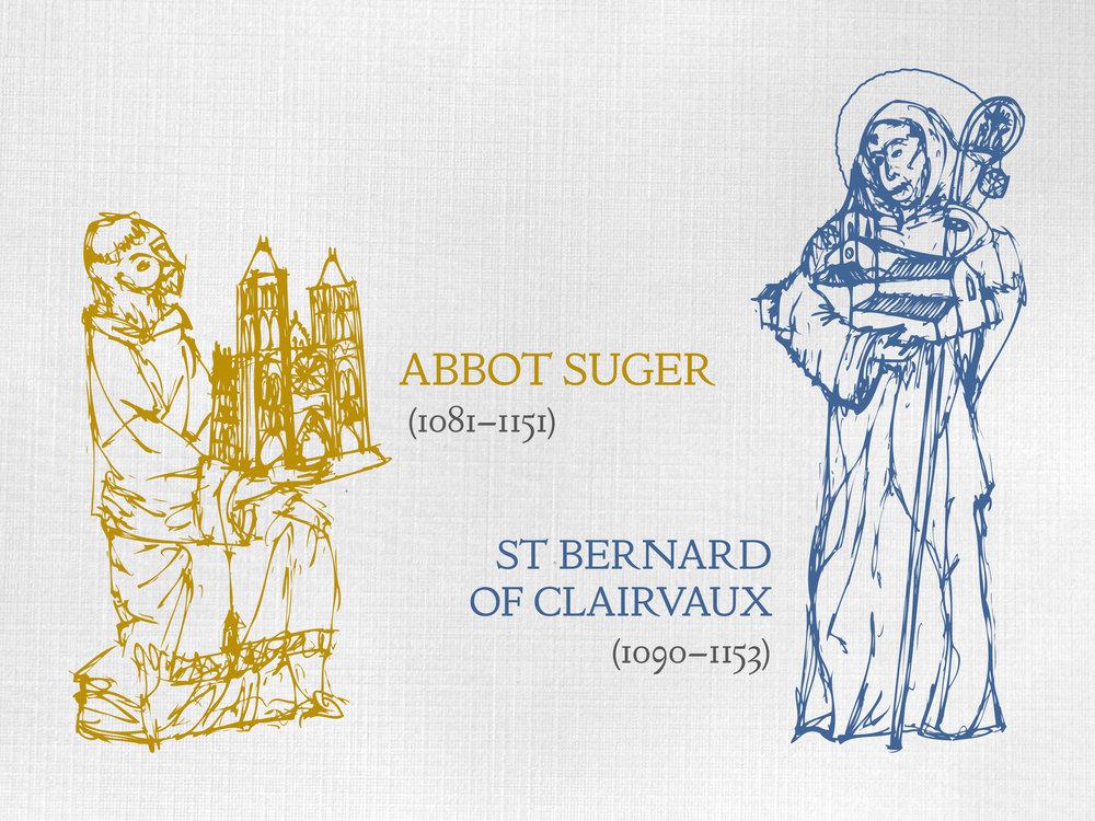 Bernard & Suger