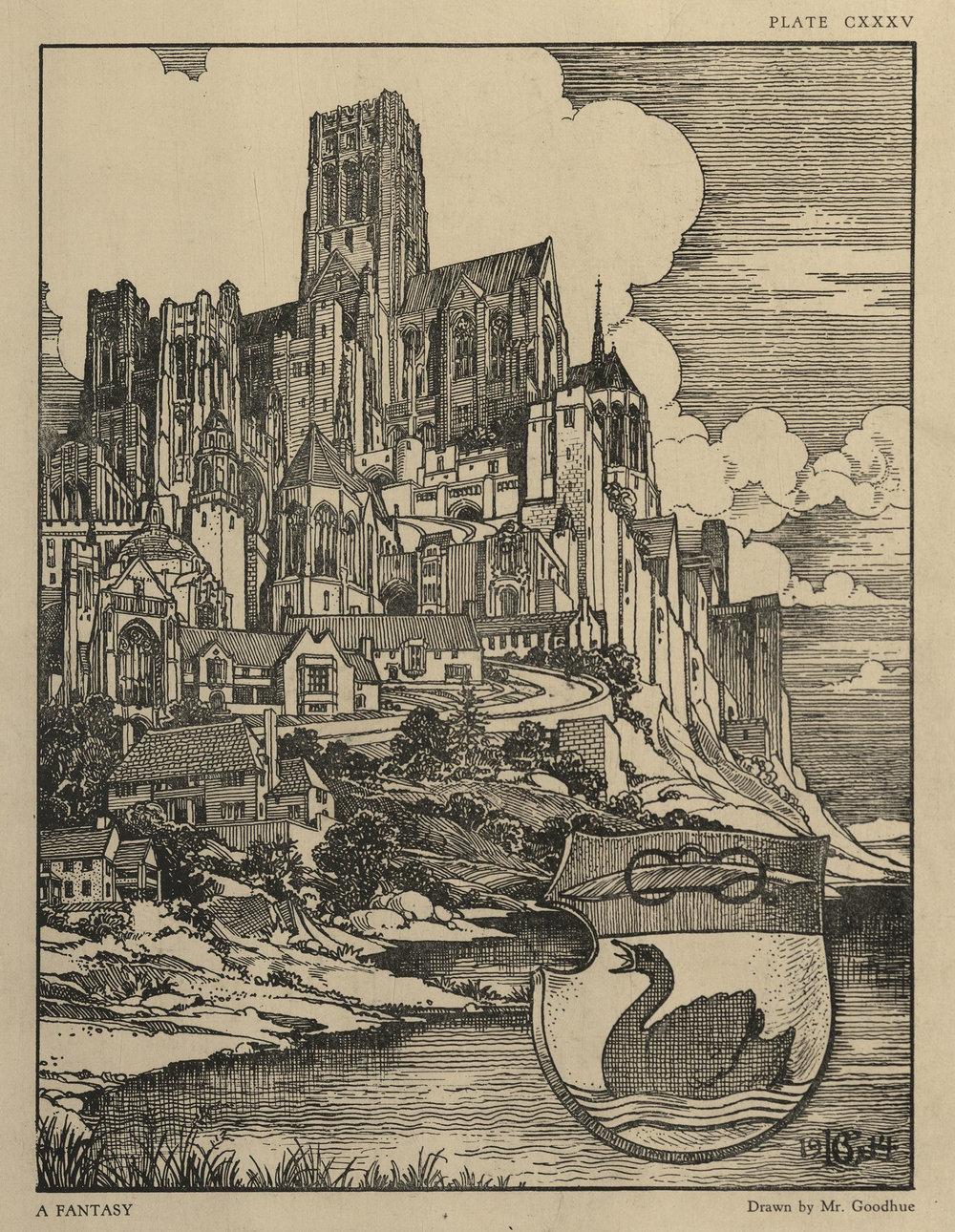 A Fantasy (1914)
